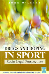 Drugs & Doping in Sports by John O'Leary