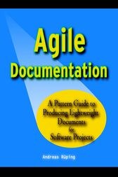 Agile Documentation by Andreas Rüping