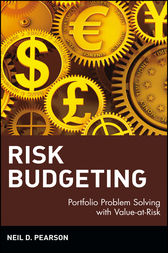 Risk Budgeting by Neil D. Pearson