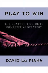 Play to Win by David La Piana