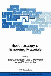 Spectroscopy of Emerging Materials by Eric C. Faulques