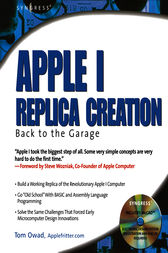 Apple I Replica Creation by Tom Owad