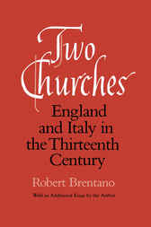 Two Churches by Robert Brentano