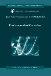 Fundamentals of Cavitation by Jean-Pierre Franc