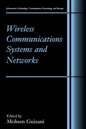Wireless Communications Systems and Networks by Mohsen Guizani