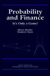 Probability and Finance by Glenn Shafer