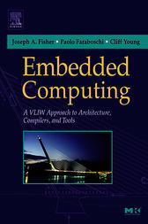 Embedded Computing by Joseph A. Fisher