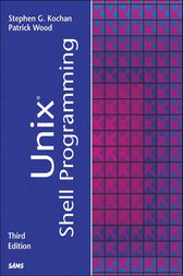 Unix Shell Programming by Stephen G. Kochan