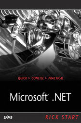 Kick Start Microsoft.NET by Hitesh Seth