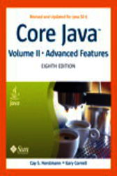 Core Java 2, Volume II--Advanced Features by Cay S. Horstmann