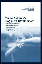 Young Children's Cognitive Development by Wolfgang Schneider
