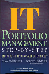 IT (Information Technology) Portfolio Management Step-by-Step by Bryan Maizlish