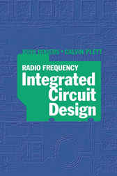 Radio Frequency Integrated Circuit Design by John Rogers