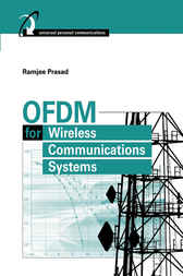 OFDM for Wireless Communications Systems by Ramjee Prasad