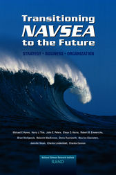 Transitioning NAVSEA to the Future by Michael V. Hynes