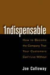 Indispensable by Joe Calloway