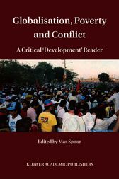 Globalisation, Poverty and Conflict by Max Spoor