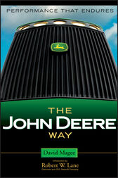 The John Deere Way by David Magee