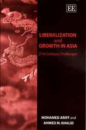 Liberalization  and Growth in Asia by M. Ariff