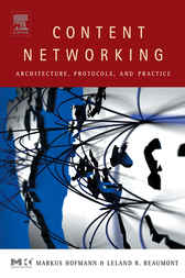 Content Networking by Markus Hofmann