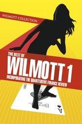The Best of Wilmott 1 by Paul Wilmott