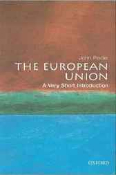 The European Union by John Pinder