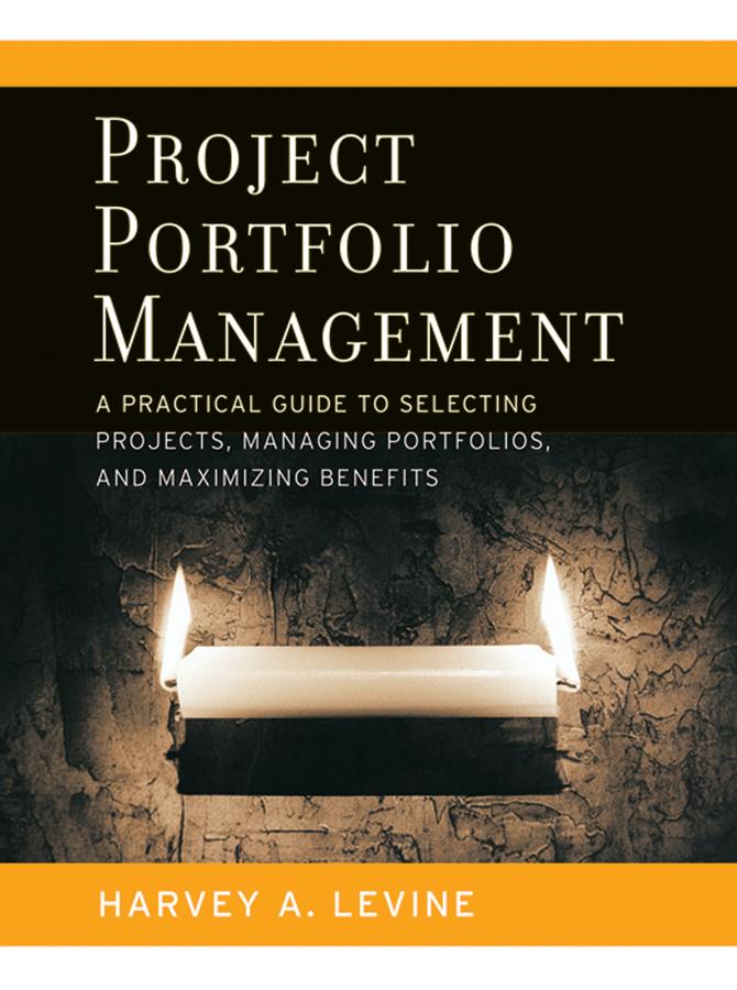 Download Ebook Project Portfolio Management by Harvey A. Levine Pdf