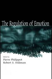The Regulation of Emotion by Pierre Philippot