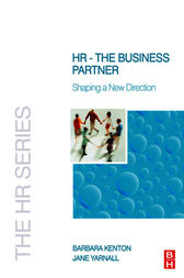 HR - The Business Partner by Barbara Kenton