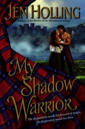 My Shadow Warrior by Jen Holling