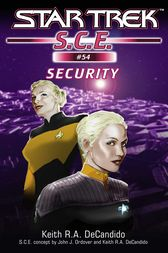 Star Trek: Security by Keith R. A. DeCandido