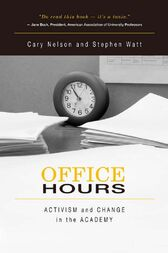 Office Hours by Cary Nelson