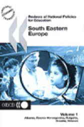 South Eastern Europe by Organisation for Economic Co-operation and Development