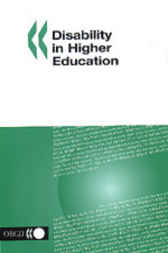 Disability in  Higher Education by Organisation for Economic Co-operation and Development