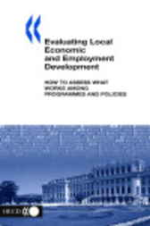 Evaluating Local Economic and Employment Development by Organisation for Economic Co-operation and Development