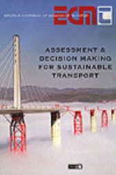Assessment and Decision Making for Sustainable Transport by Organisation for Economic Co-operation and Development