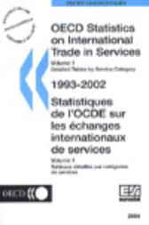OECD Statistics on International Trade in Services by Organisation for Economic Co-operation and Development
