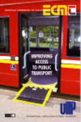 Improving Access to Public Transport by Organisation for Economic Co-operation and Development