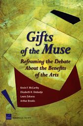 Gifts of the Muse: Reframing the Debate about the Benefits of the Arts by Kevin F. McCarthy