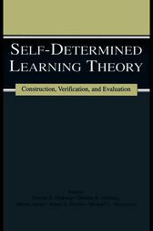 Self-determined Learning Theory by Deirdre K. Mithaug
