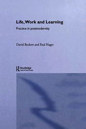 Life, Work and Learning by David Beckett