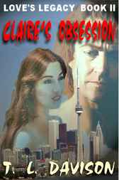 Claire's Obsession by T. L. Davidson
