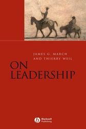 On Leadership by James G. March