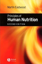 Principles of Human Nutrition by Martin Eastwood