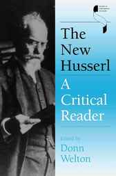 The New Husserl by Donn Welton