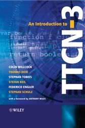 An Introduction to TTCN-3 by Colin Willcock