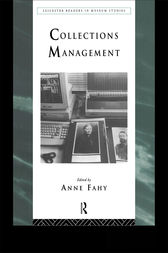 Collections Management by Anne Fahy