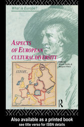 Aspects of European Cultural Diversity by Monica Shelley