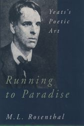 Running to Paradise by M. L. Rosenthal