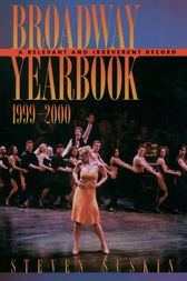Broadway Yearbook, 1999-2000 by Steven Suskin